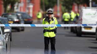 Extra police and the military will be deployed until the end of the Bank Holiday weekend.