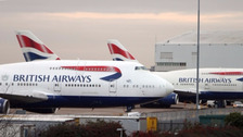 Long delays as BA hit by 'global system outage'
