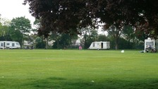 TRAVELLERS AT VISTA ROAD, CLACTON.