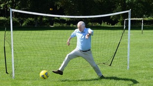 Mr Corbyn wants more attention paid to grassroots football