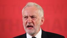 Under-pressure Corbyn condemns IRA bombing campaign