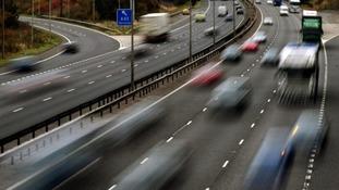 ROADS: M42 - NORTHBOUND - WARWICKSHIRE