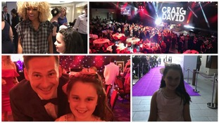 10-year-old schoolgirl honoured at star-studded London ball for her fundraising efforts