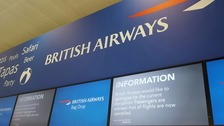 Advice for passengers after British Airways IT fault