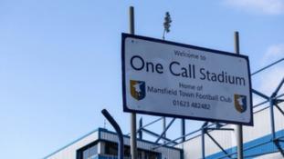 Mansfield Town Stadium
