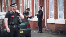 Live: UK terror threat reduced from critical to severe