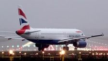 Passengers in Jersey told BA flights 'currently operating'