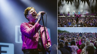 Kaiser Chiefs open-air gig in Scarborough