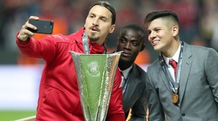 Zlatan Ibrahimovic's agent unsure about Manchester United return