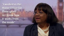 Diane Abbott on why she will make the best home secretary