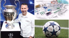 Giggs set for Champions League Festival match