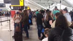 British Airways delays continue as flights slowly start to resume