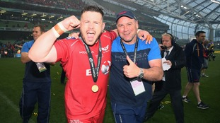 Scarlets head coach Wayne Pivac hails stylish final victory over Munster