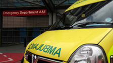 Pedestrian in hospital after being hit by car in Ards