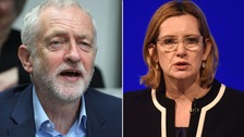 Rudd: Corbyn would 'absolutely' increase terror threat risks