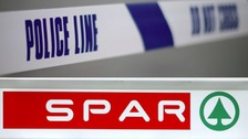 Policeman injured by a man with a knife in Hartlepool