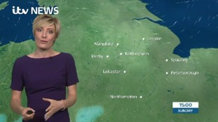 East Midlands Weather: Light winds but feeling warm