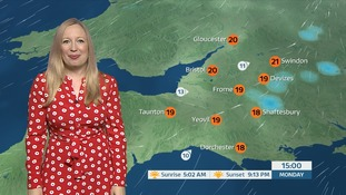 The Bank Holiday forecast for the West