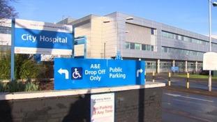 Murder investigation launched after man left at hospital