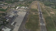 How will Guernsey fund longer airport runway?