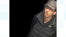 GMP release CCTV images of bomber Salman Abedi