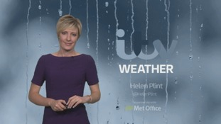 Wales weather: Lingering heavy showers