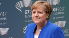 Merkel: EU nations must 'take destiny into own hands'