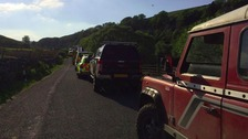 Man dies after falling into North Yorkshire waterfall