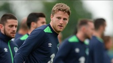 Eunan O'Kane has now joined up with the Republic of Ireland squad.