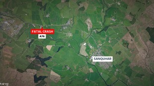 Police renew appeal after 'tragic' Sanquhar crash