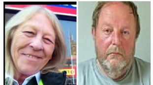 Lancashire Police are concerned over the whereabouts of Debbie Oliver and Jonathan Kelly