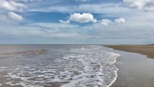 Easington Beach JULIE WALTERS
