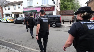 Manchester terror attack arrest: Police remain at Sussex flat