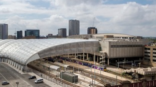 Manchester Victoria Station reopens tomorrow