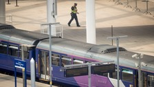 Transport police to support staff as Victoria station reopens