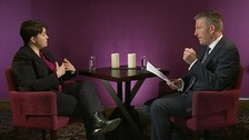 You can see Peter MacMahon's interview with Ruth Davidson on tonight's Representing Border.