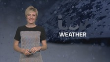 Wales Weather: Cloudy with showers!