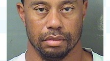 Tiger Woods arrested for drink driving