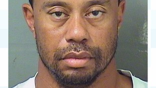 Tiger Woods says 'alcohol not involved' in arrest on suspicion of driving under the influence