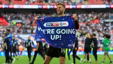 Huddersfield Town promoted to the Premier League