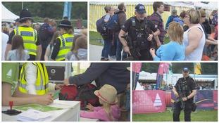 Increased security at Urdd National Eisteddfod in Bridgend