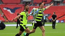 Huddersfield promoted to Premier League for first time