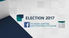 Follow the General Election 2017 with ITV News Central