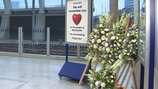Manchester Victoria station reopens after terror attack