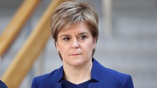 Sturgeon: Vote SNP to strengthen Scotland against Tories