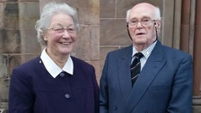 Marjorie and Michael Cawdery were found by a relative