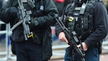 Policing 'back to normal' but force stresses terror threat vigilance