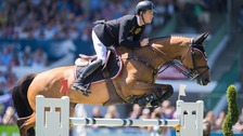 Peebles showjumping legend wins Global Champions League