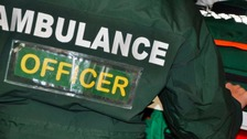 Over 100 assaults on ambulance staff