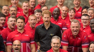 Invictus Games 2017: Prince Harry unveils 90-person UK squad to compete in Toronto